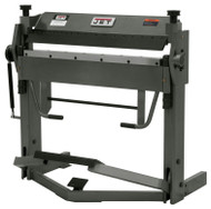 "JET BPF-1240, 40"" x 12 Gauge Box & Pan Brake with Foot Clamp - 752125"
