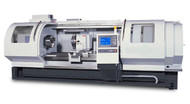 "TMX28CNC Taiwan Built Manual Plus CNC Lathes, 28"" Swing"