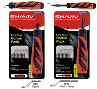 Shaviv Deburring Packages