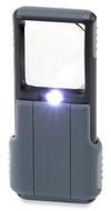 Carson MiniBrite Pocket Slide-out 5x LED Magnifier - PO-55