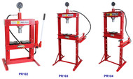 Woodward Fab Hydraulic Shop Presses