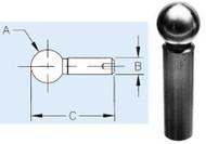 TE-CO Standard Tooling Balls