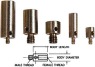 Accurate Adapter TIPS - Stainless Steel