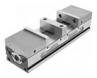 Toolex ReLock Double Station Vises with Hard Jaws