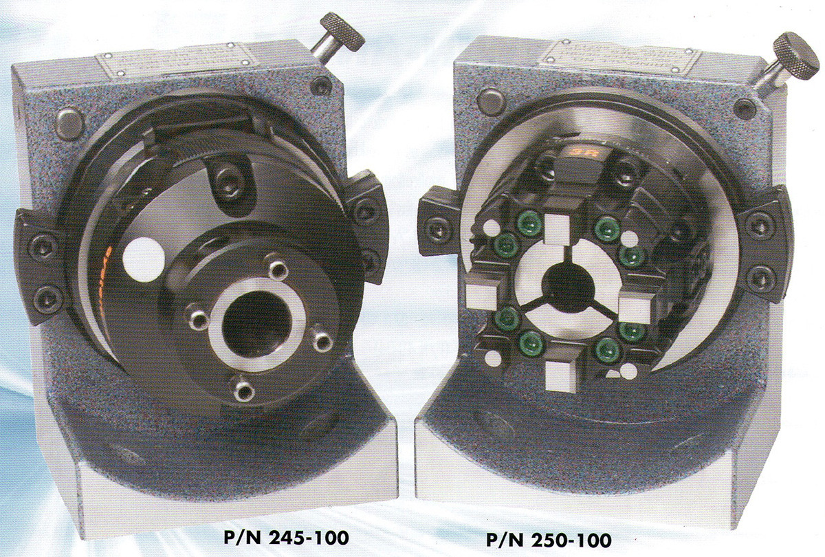 Harig SYSTEM 3R EDM INDEXERS - Penn Tool Co., Inc