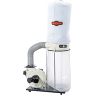 Shop Fox Dust Collector, 1.5 HP
