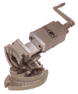 Wilton 3 Axis Milling Machine Vise w/Swivel Base - 66-839-2
