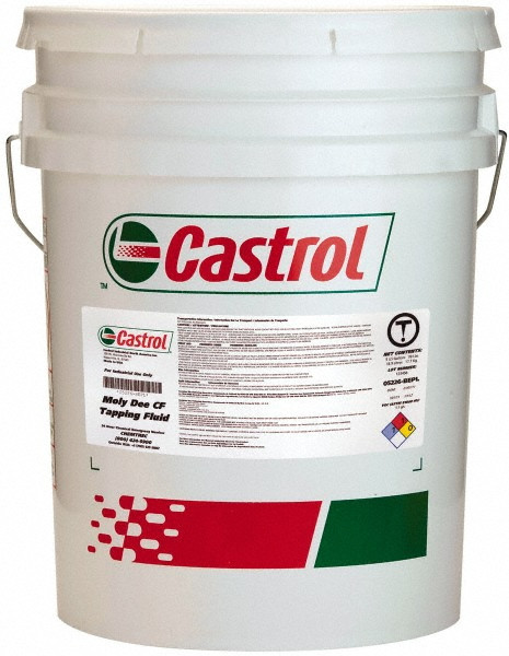 castrol variocut c moly dee tapping fluid 5 gallon pail