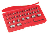 36 Pc. Round Space Block Set - 30-909-6