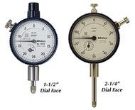 Mitutoyo A.D.G. Dial Indicators