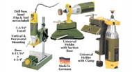 Proxxon Micromot Attachments for Drill Press & Holders