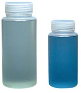 Wide Mouth Polyethylene Round Bottles
