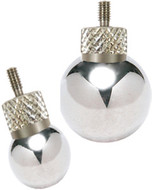 Accurate Gage Ball Tips Chrome Alloy Steel
