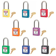 Master Lock Xenoy Safety Lockout Padlocks