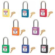Master Lock Xenoy Safety Lockout Padlocks