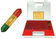 "MHC PRECISION STEEL PIN GAGE SETS CLASS ""ZZ"""