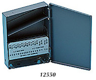 Huot Fine & Course 19 Piece Tap Index Case - 12550