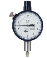 Mitutoyo Dial Indicator Compact Type-Small Diameter 1803SB-10 - 57-015-223