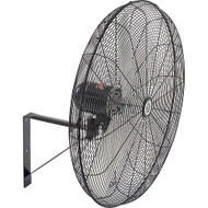 TPI Non-Oscillating Industrial Fan for Wall Mount (CACU 30-W) - TPI - 81-102-202