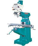 "Clausing 2VS08 Milling Machine, 9"" x 49"", 3 HP - 87-114-199"