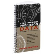 Industrial Press Engineers Precision Data Pocket Reference - 3496-9