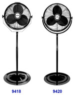 Air King Tilting Pedestal Fans