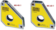 Strong Hand Standard Magnetic Squares