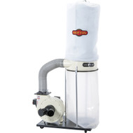 Shop Fox Dust Collector, 2 HP