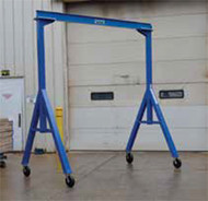 Vestil Fixed Height Steel Gantry Cranes