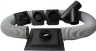 Baileigh Accessory Kit for Dust Collector DC-1300B - DCACCESS13