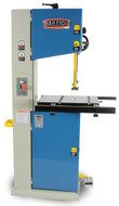 Baileigh Woodworking Vertical Band Saw - WBS-14