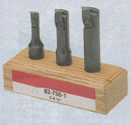 SPI Boring Bars with Indexable Carbide Inserts