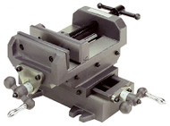 Precise X-Y Cross Slide Vise For Drill Press