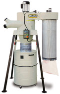 Baileigh DC-3600C 5HP Cyclone Dust Collector