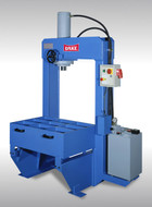 Dake PBM Hydraulic Presses with Movable Table