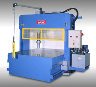 Dake PMM Hydraulic Presses with Movable Frame
