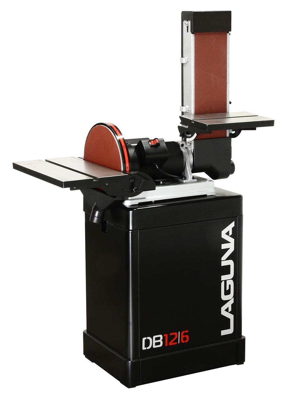wide belt sander buffering. laguna tools db12|6 combination disc/belt sander - msandb1248110 wide belt buffering e