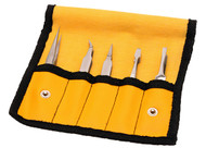Aven 5-Piece Tweezer Set - 18473
