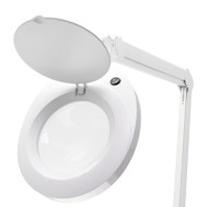 Aven ProVue SuperSlim Magnifying Lamp 5-Diopter with 22 watt Fluorescent Bulb - 26501-SIV