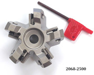 Precise 45º Indexable Face Mills