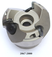 Precise 45º Indexable Face Mill