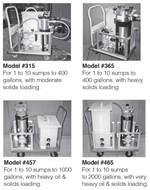 Keller Portable Tramp Oil Separators