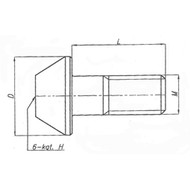 Toolmex Locking Screw For 1.1/2Em - 6-999-268