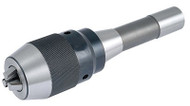 Precise Keyless Drill Chucks with Integrated Shanks