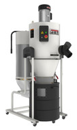 JET JCDC-2 Cyclone Dust Collector, 2HP, 230V - 717520