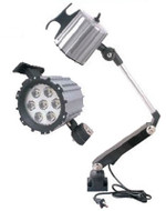 Precise 7 Watt Waterproof LED Work Light w/Swivel Arm - 8401-0466