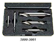 HHip Pro Series HSS Center Drill Sets