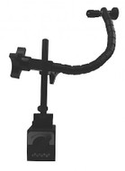 Flexbar Holder/Positioner with Magnetic Base & Fine Adjustor - 18047