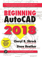 INDUSTRIAL PRESS 2018 AUTOCAD WORKBOOKS