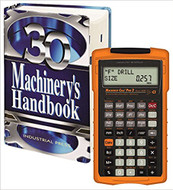 INDUSTRIAL PRESS Machinery's Handbook 30th Edition - Toolbox and Machinist Calc Pro 2 Combo - 3609-3